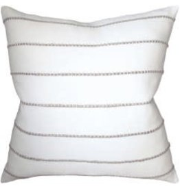 Sonjamb Jute Straw Pillow 22""