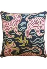 "Tibet Navy Pillow 22"""