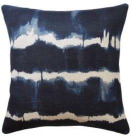 "Website Baturi Indigo Pillow 22"""