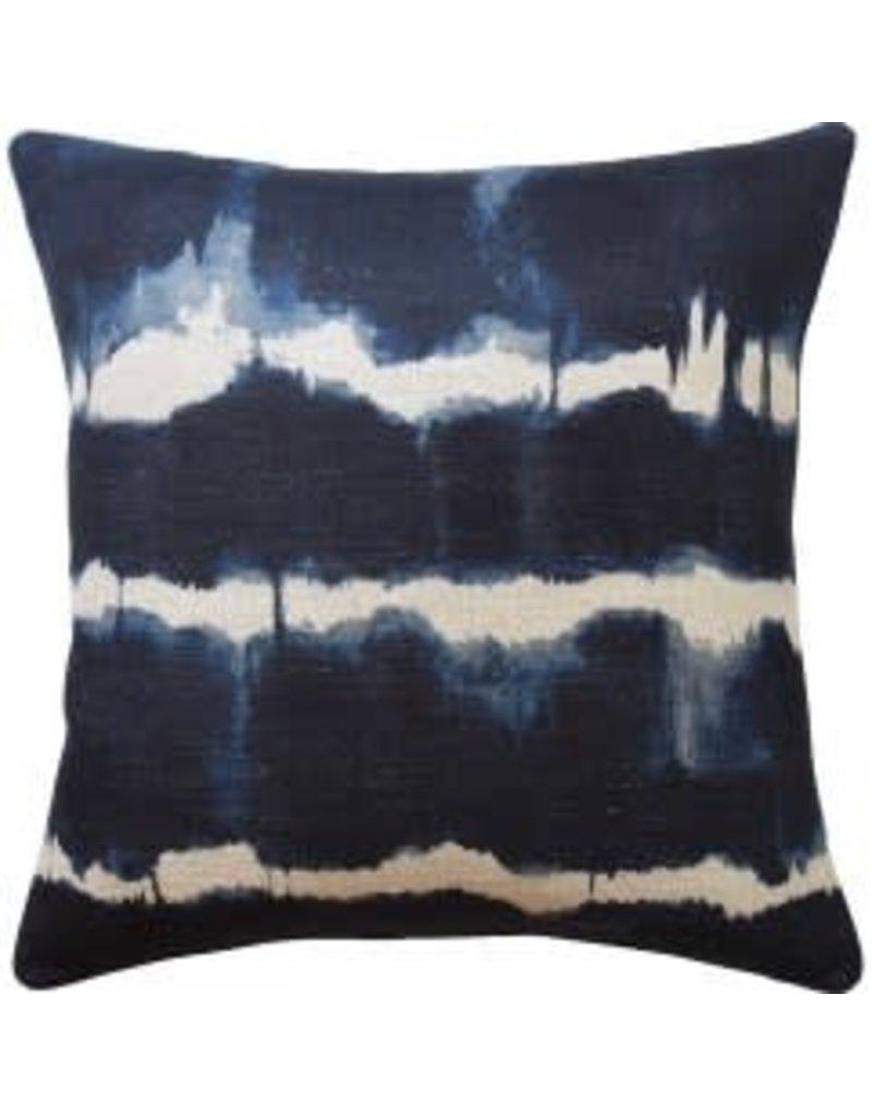 """Baturi Indigo Pillow 22"""""""