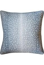 """Website Doe Aqua Pillow 22"""""""