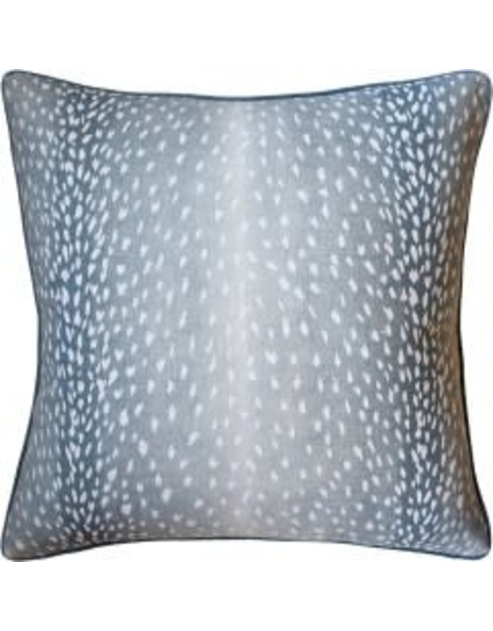 """Doe Aqua Pillow 22"""""""