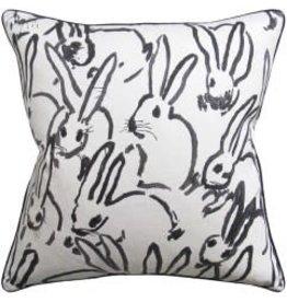 """Website Hutch Black Pillow 22"""""""