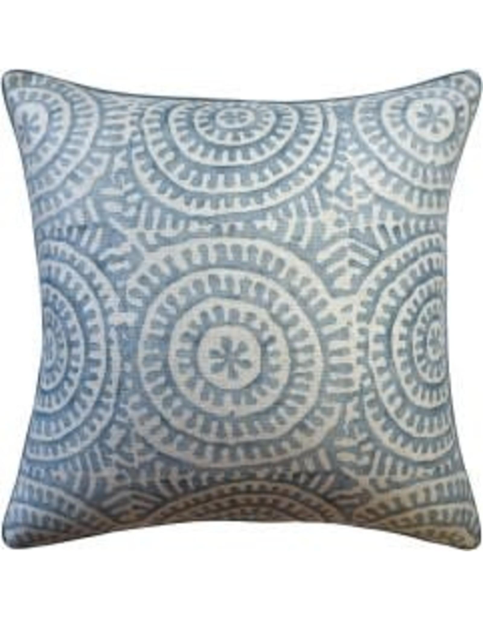 """Kasai Aqua Pillow 22"""""""