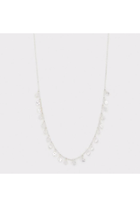 Chloe Mini Necklace - silver