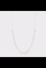 Website Chloe Mini Necklace - silver