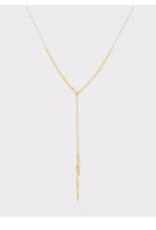 Website Laguna Adjustable Necklace - gold