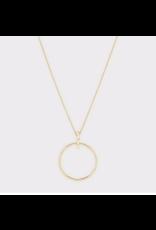 Balboa Pendant Necklace - gold