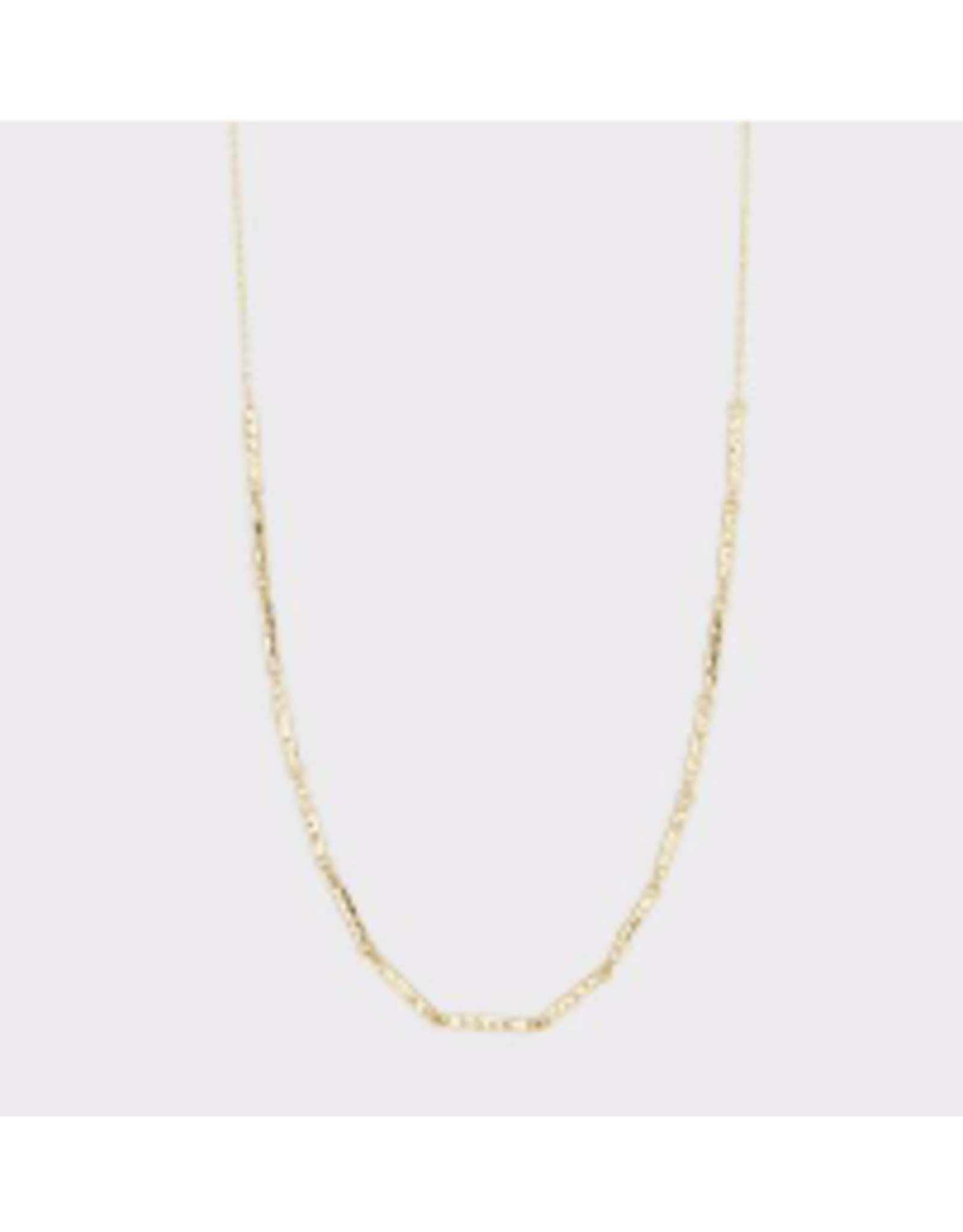 Balboa Bar Necklace - gold