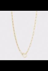 Website Parker Necklace - gold