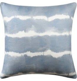 "Website Baturi Chambray Pillow 22"""