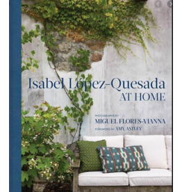 At Home: Isabel Lopez