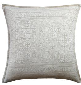 """Website Montecito Beige Pillow 22"""""""