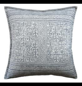 "Website Montecito Navy Pillow 22"""