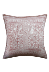 "Montecito Red Pillow 22"""