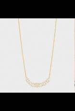 Amara Necklace - gold