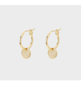 Pristine Huggies - gold