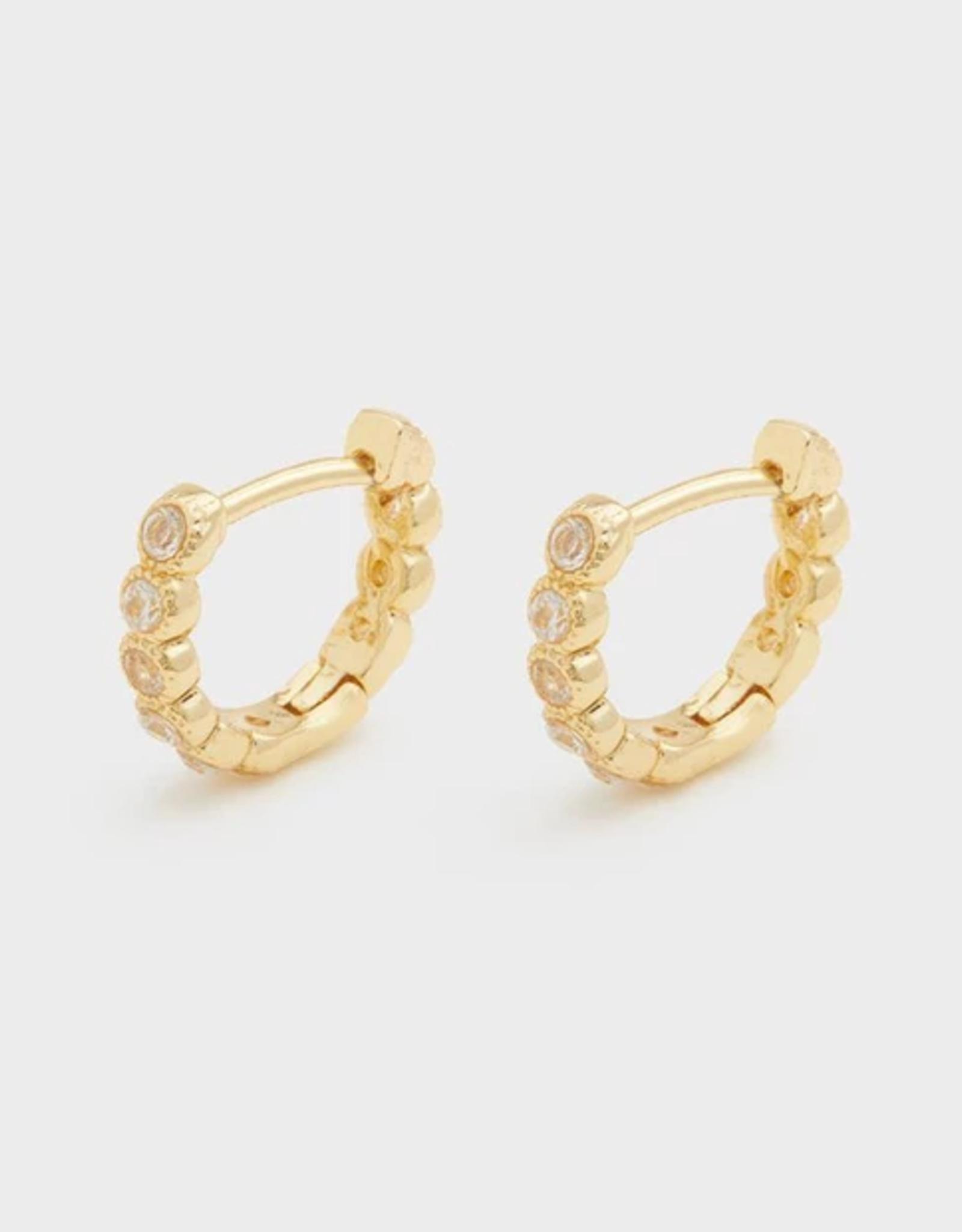 Website Madison Shimmer Huggies - gold