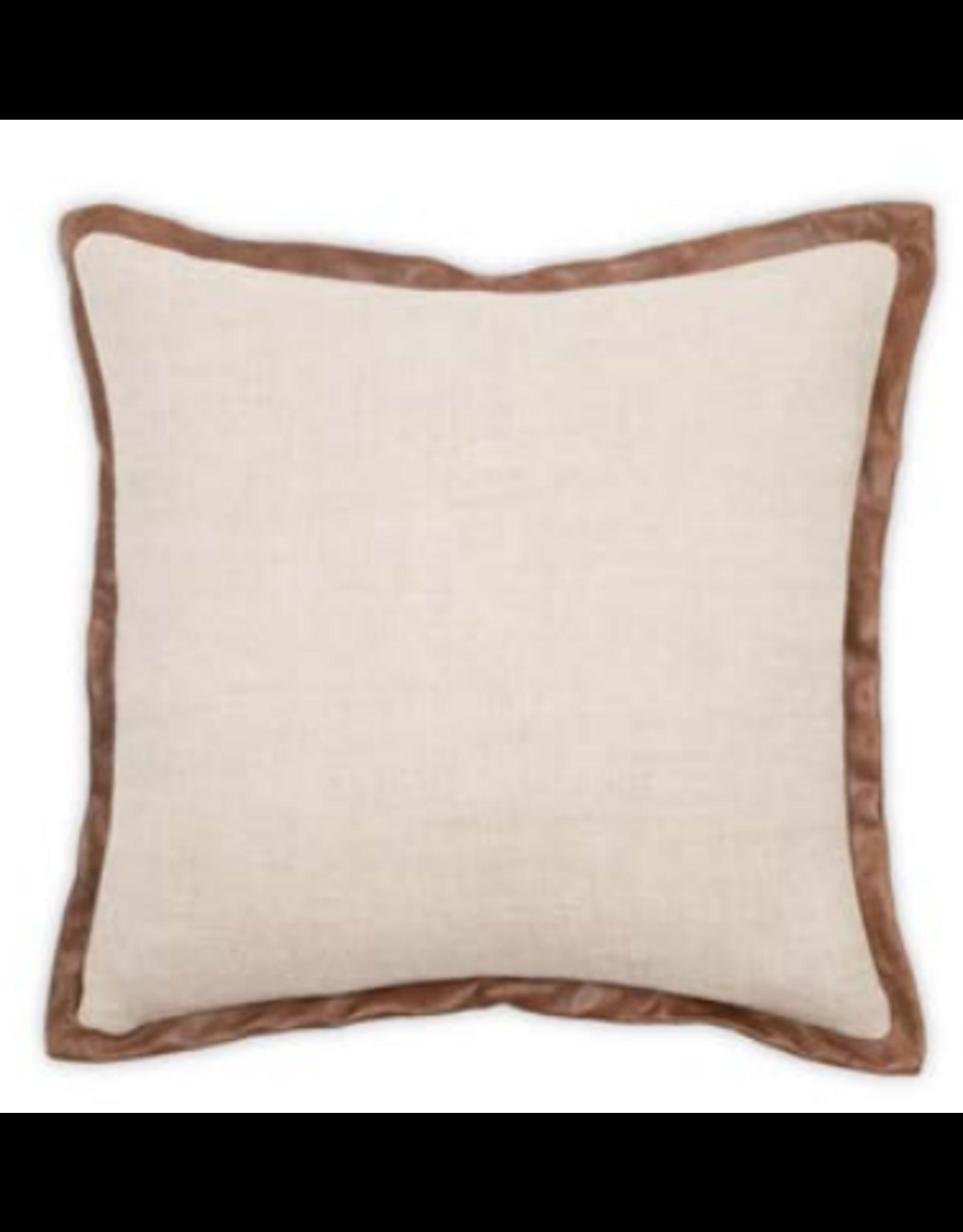 "Madison/Saddle Pillow 22"""