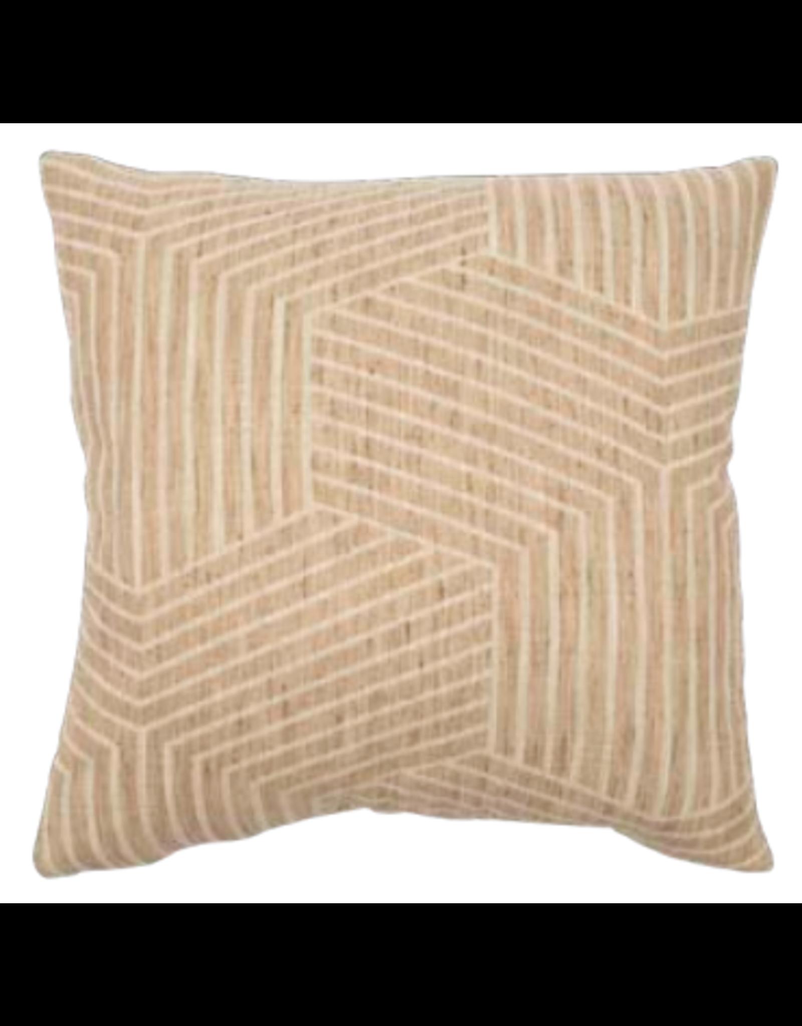"""Anna Sand Pillow 24"""""""