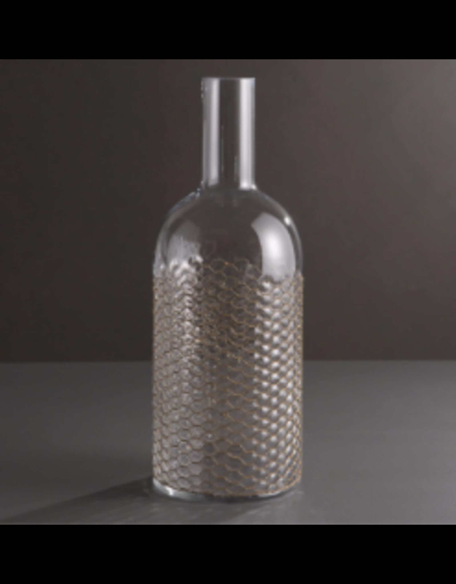 "Aviary Wire Bottle 19"""
