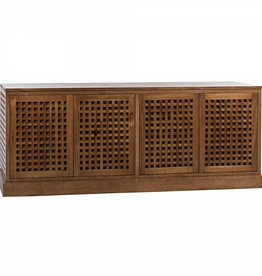 Website Noir Genti 4 Door Sideboard