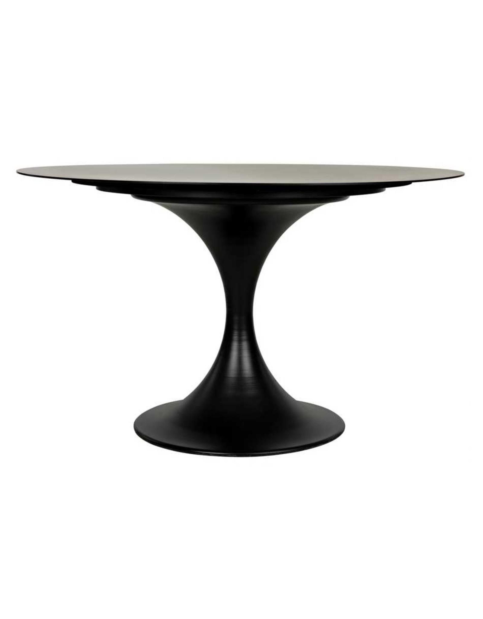 Website Noir Herno Dining Table