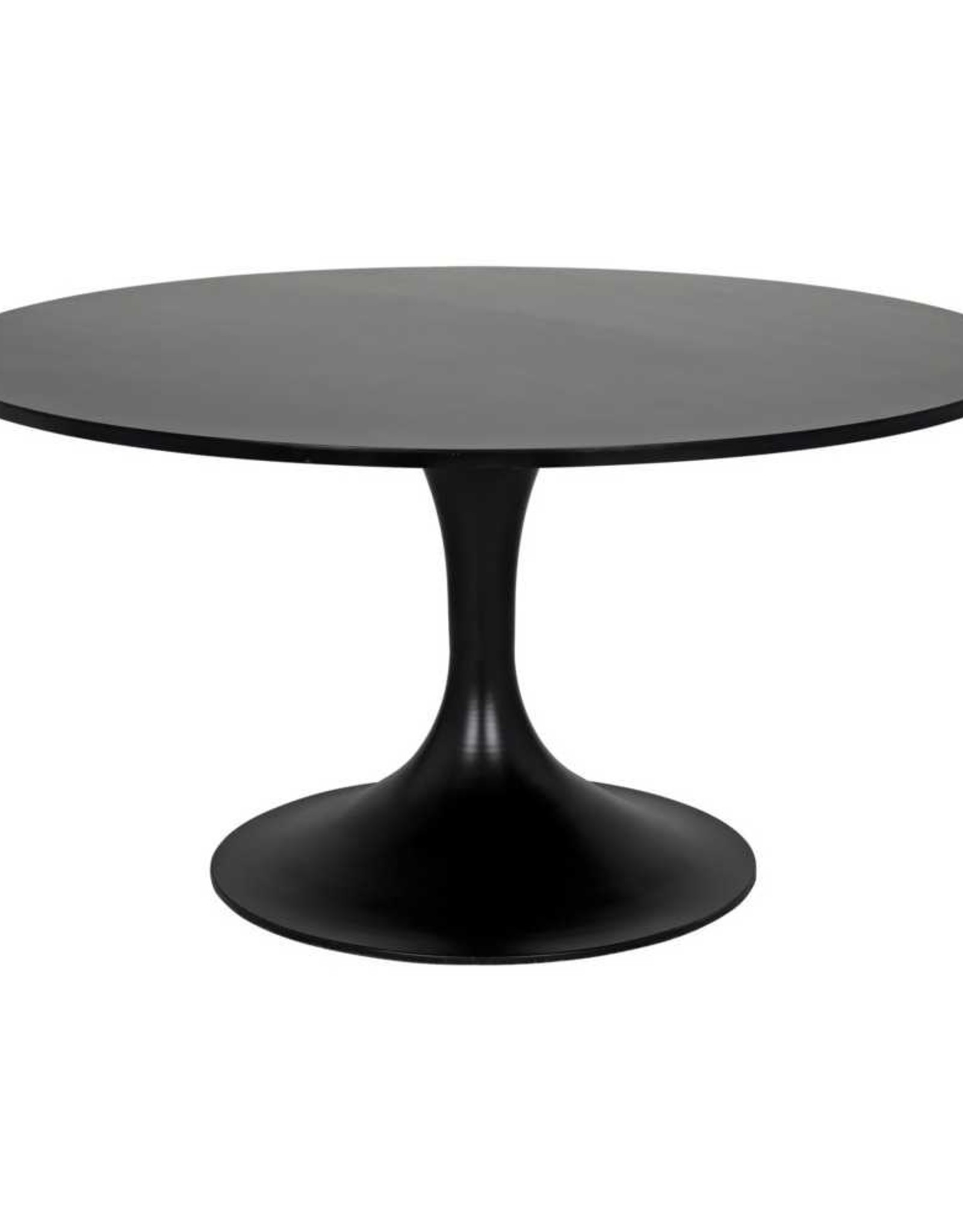 Website Herno Dining Table- Black  Metal