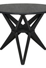 Website Victor Dining Table - Charcoal Black
