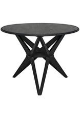 Website Noir Victor Dining Table - Charcoal Black