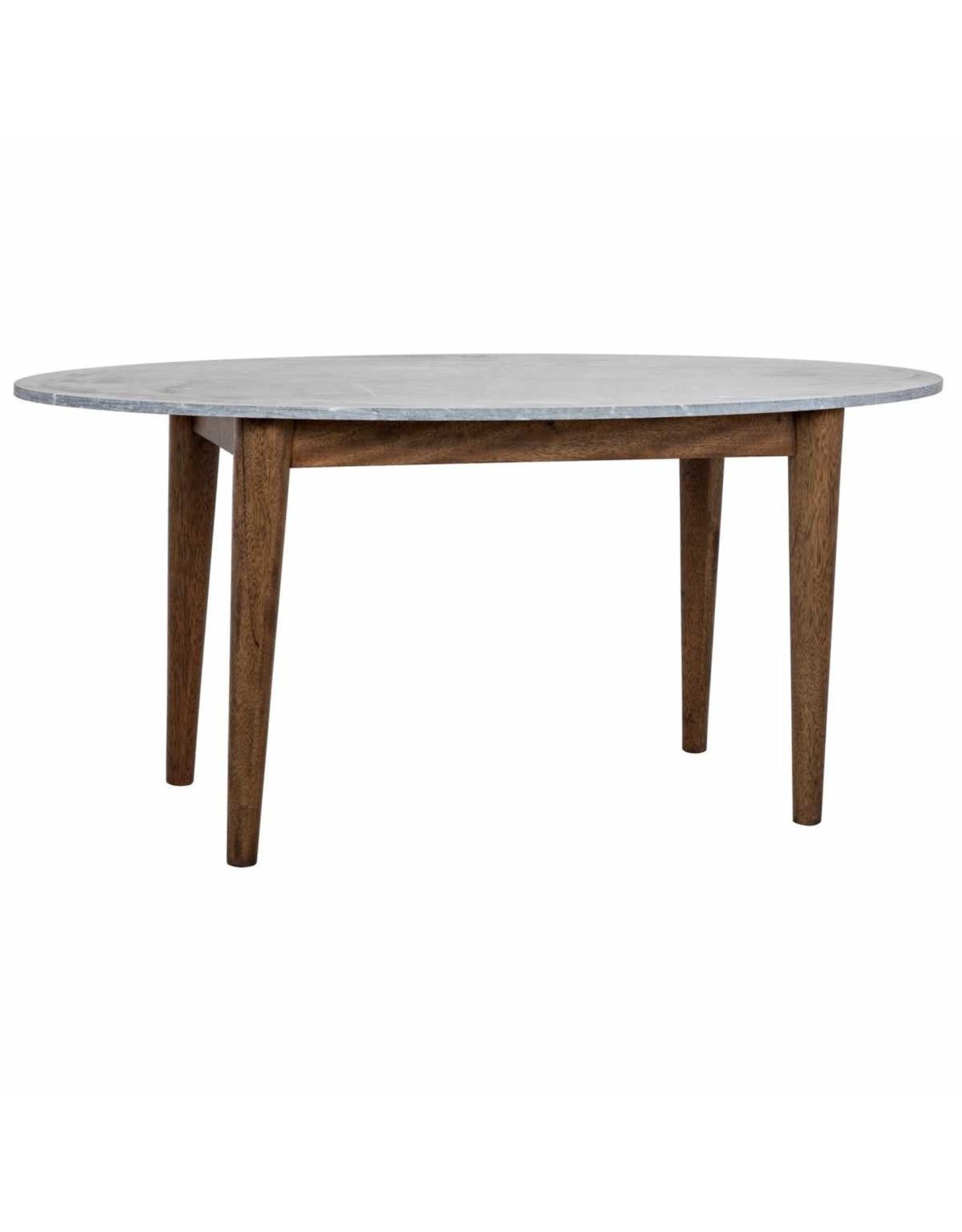 Website Noir Surf Oval Dining Table