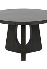 "Website Noir Nabuko Dining Table 48"" - Pale"