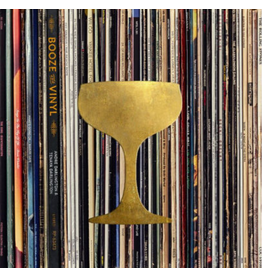 Website Booze and Vinyl