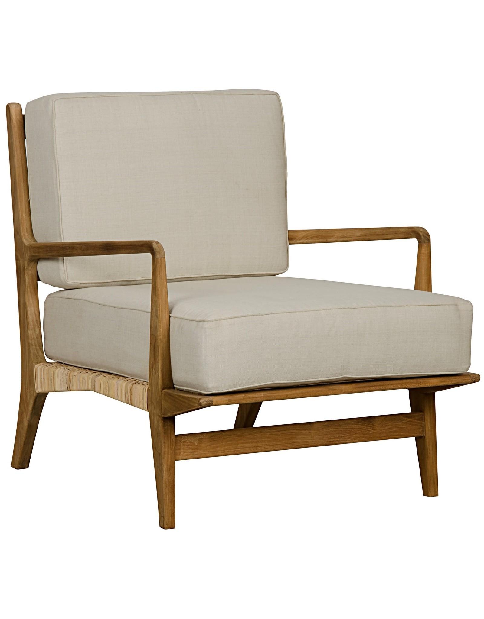 Website Noir Allister Chair