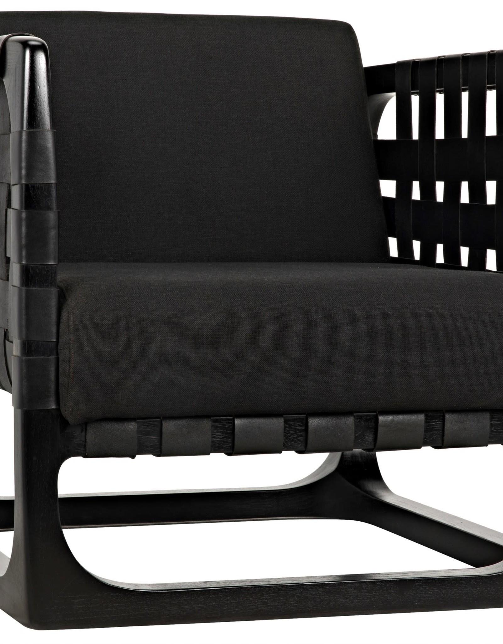 Website Noir Nebula Chair