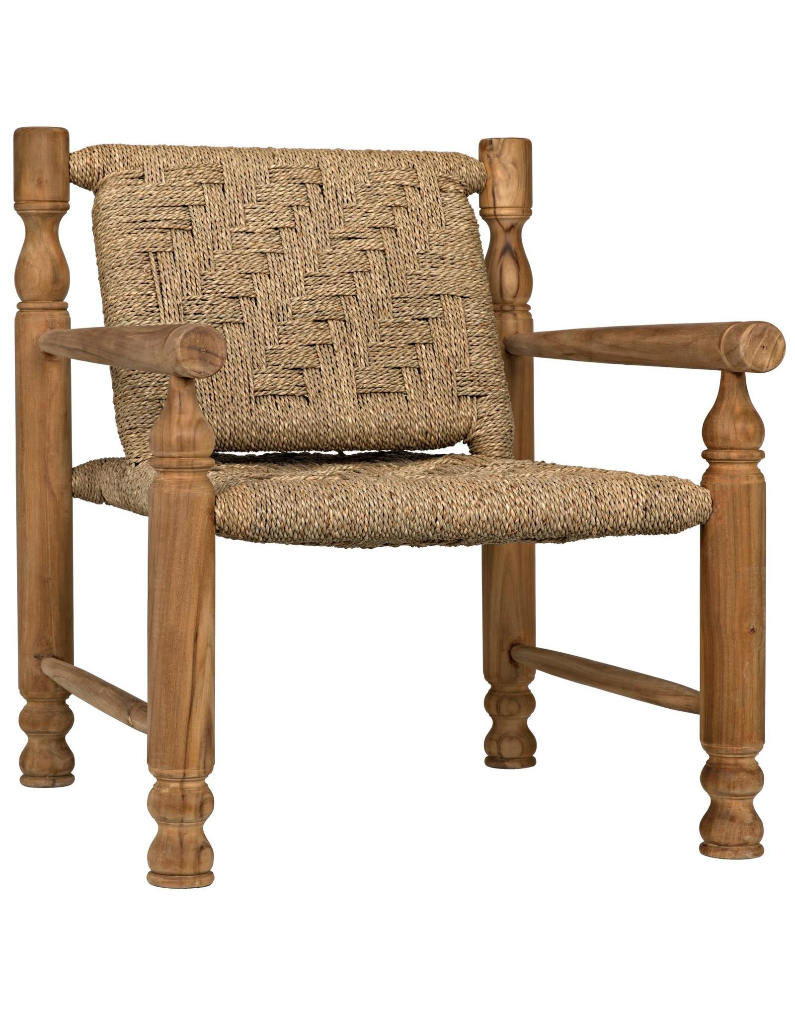 Website Noir Fahra Chair