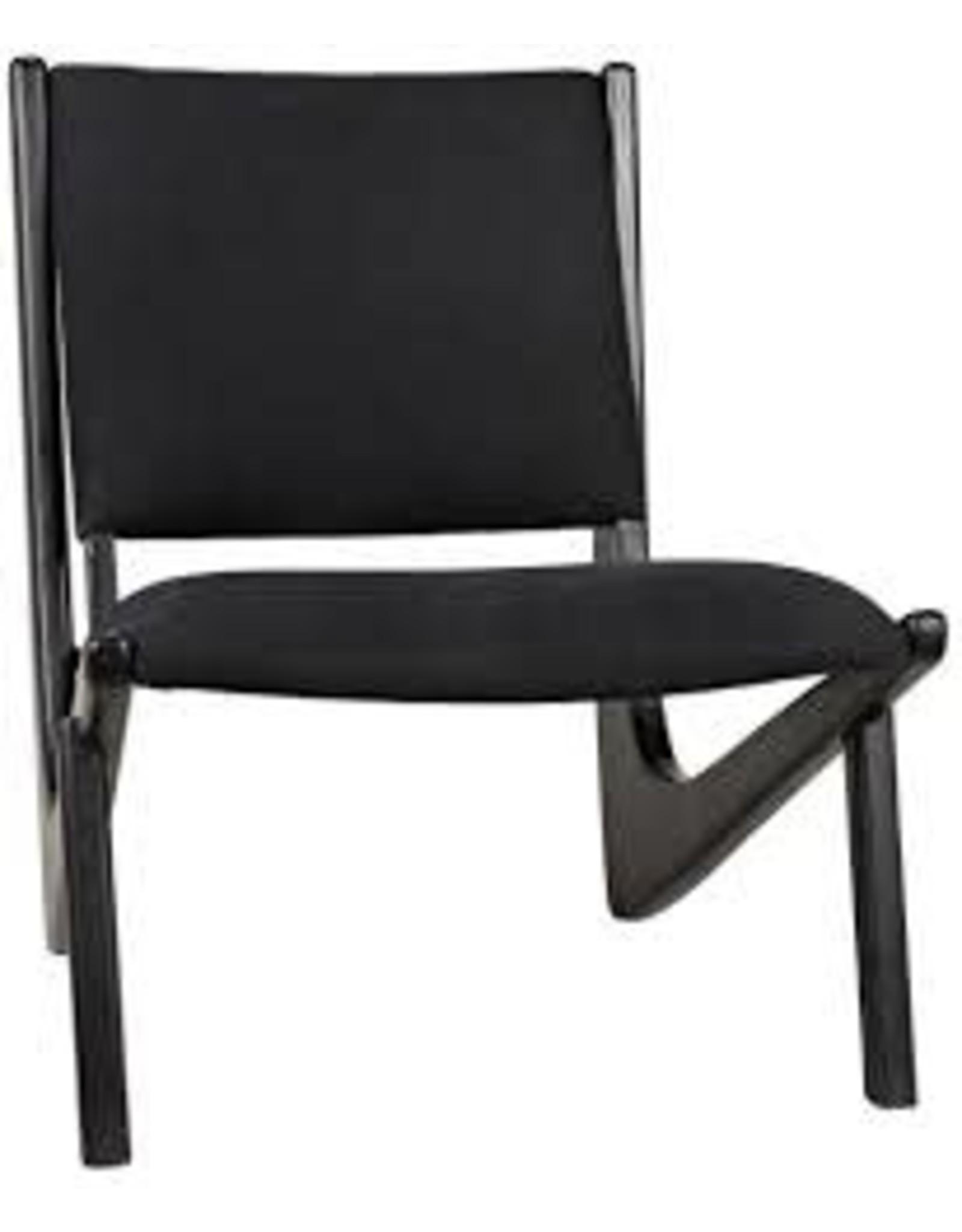 Website Noir Boomerang Chair