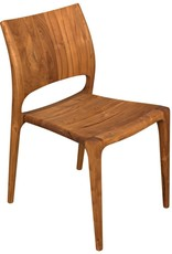 Website Noir Suzu Stackable Chair