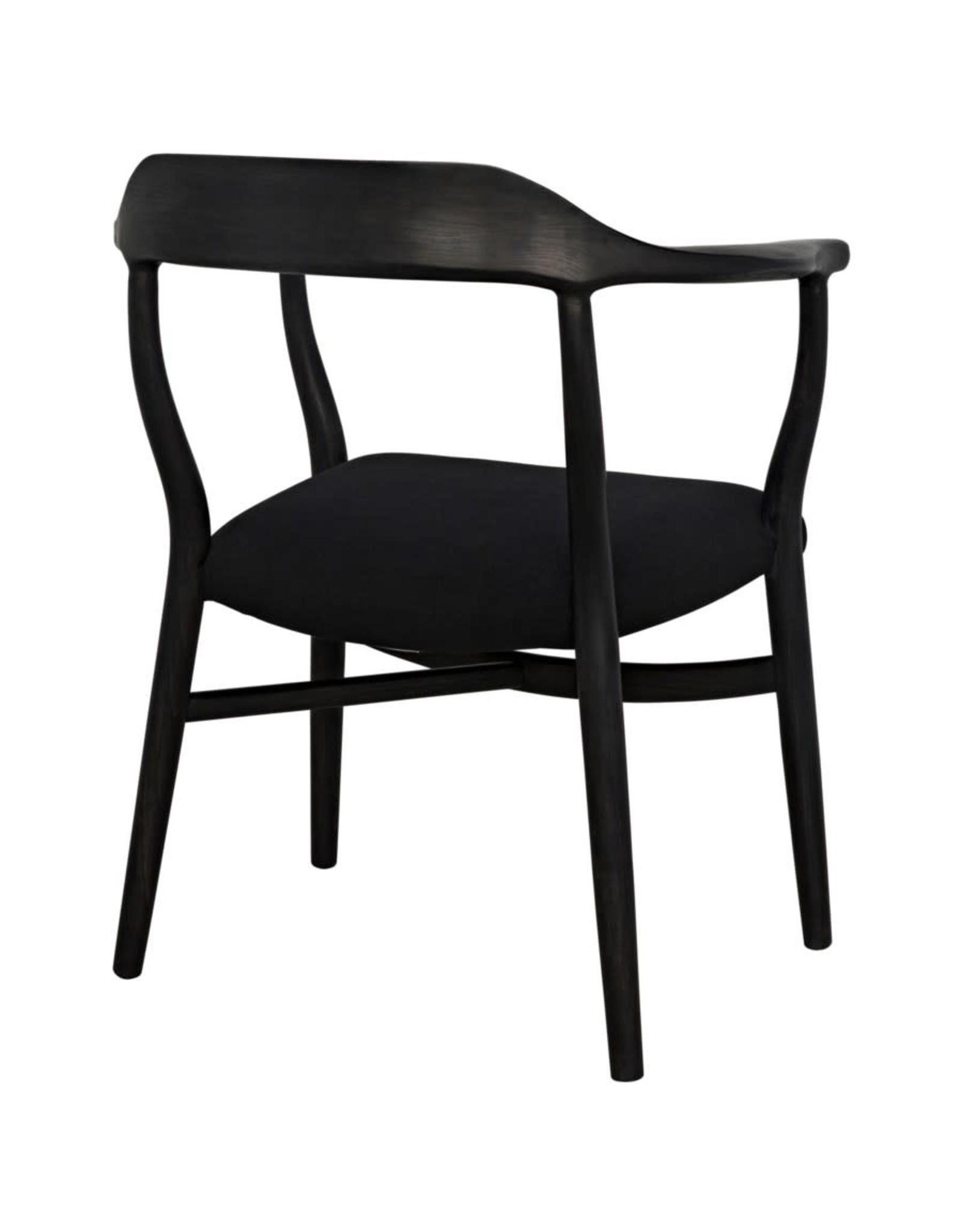 Website Noir Rey Chair - Black