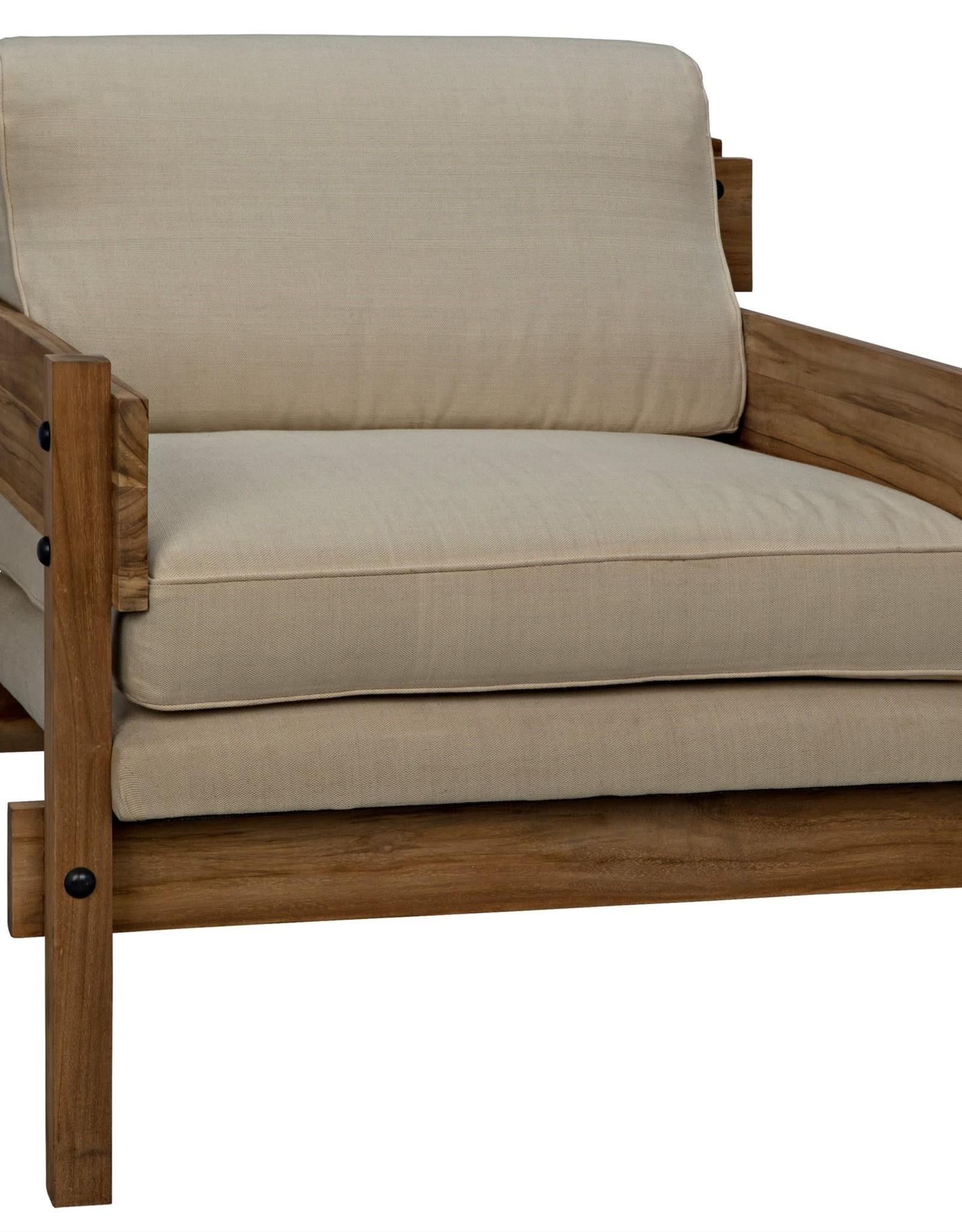 Website Chalet Chair - Teak