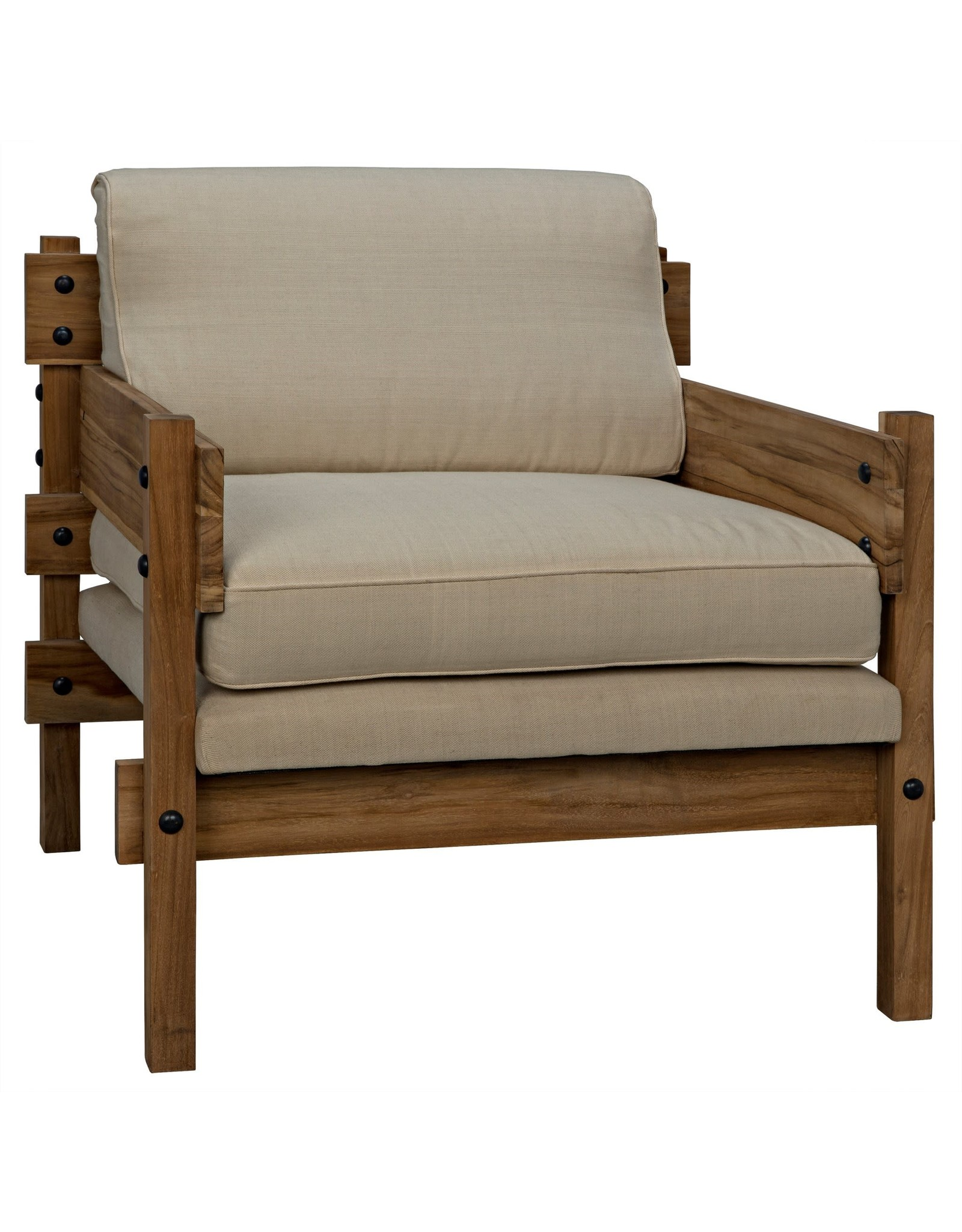 Website Noir Chalet Chair - Teak