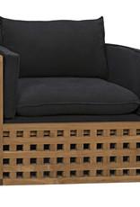 Website Noir Quinnton Chair - Teak