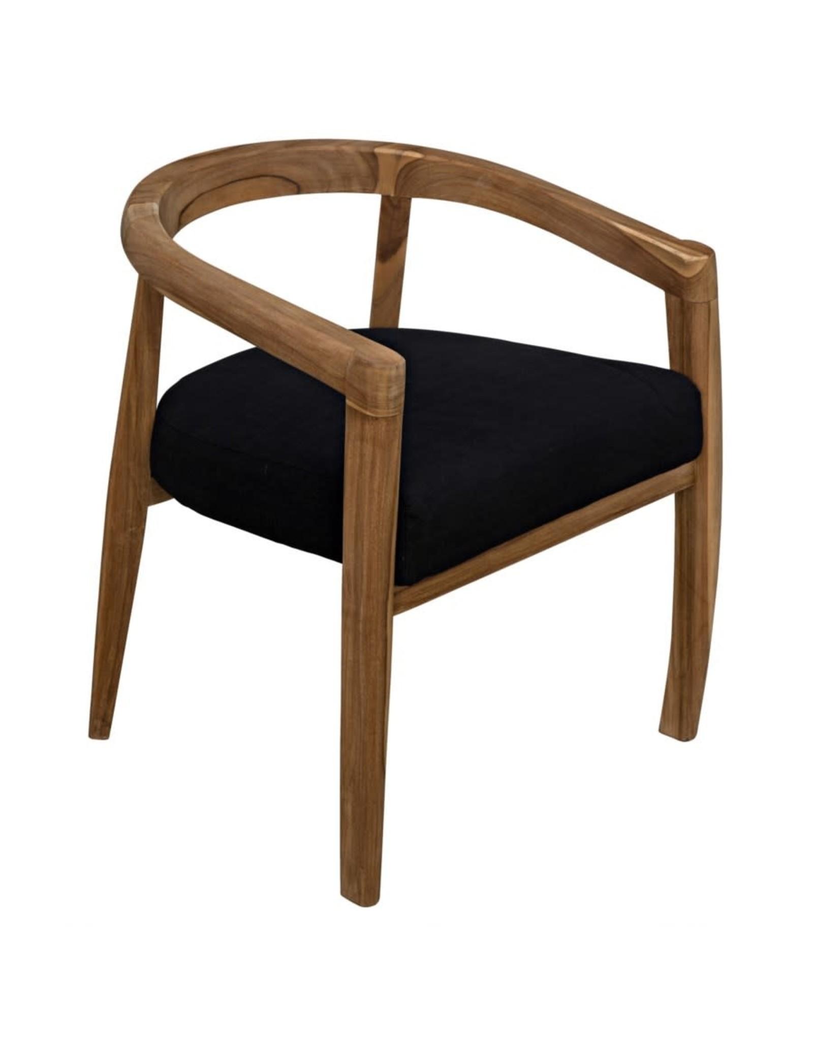 Website Noir Kanu Chair - Teak