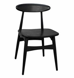 Website Noir Surf Chair - Charcoal Black