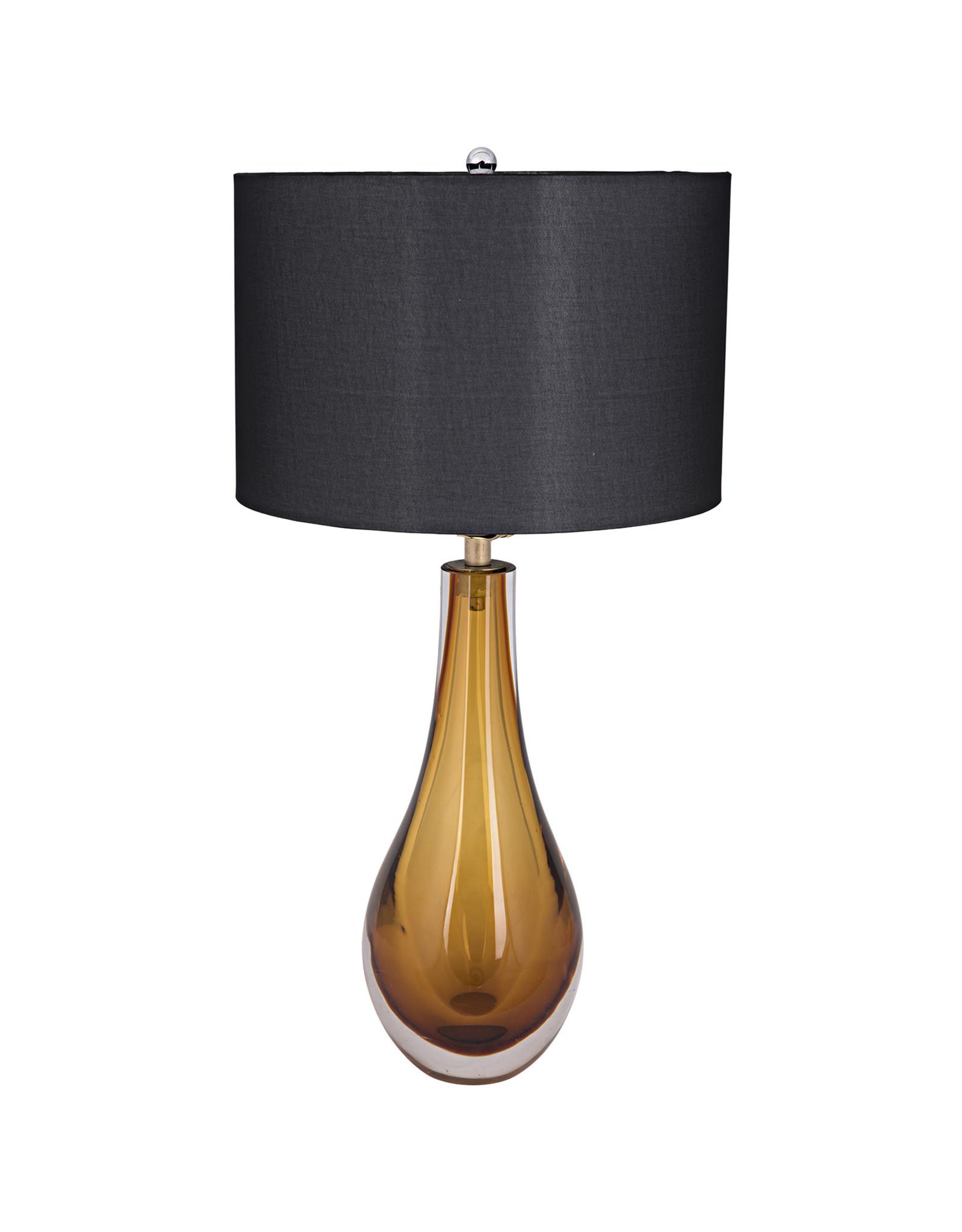 Website Noir Drop Table Lamp