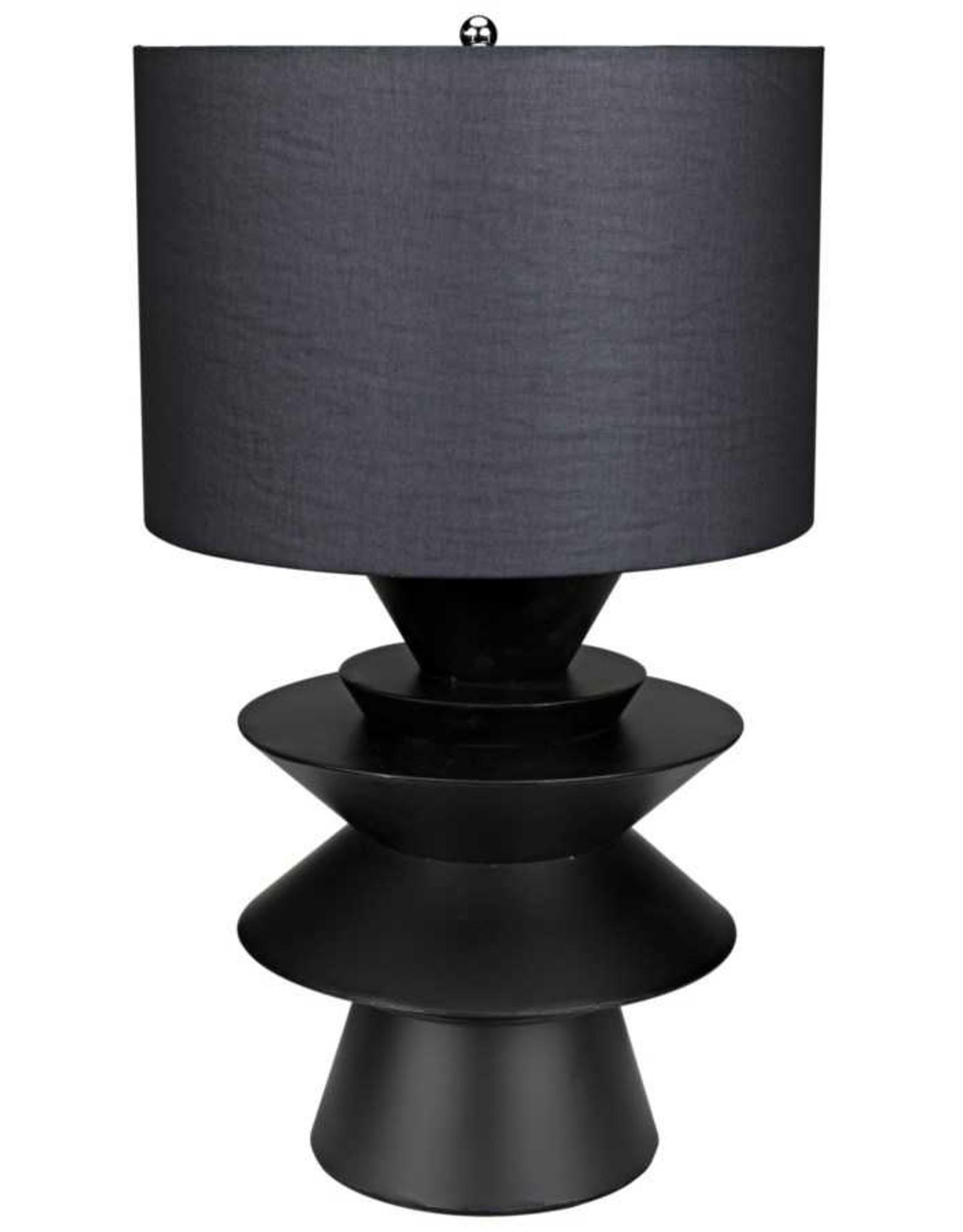 Website Noir Viola Table Lamp