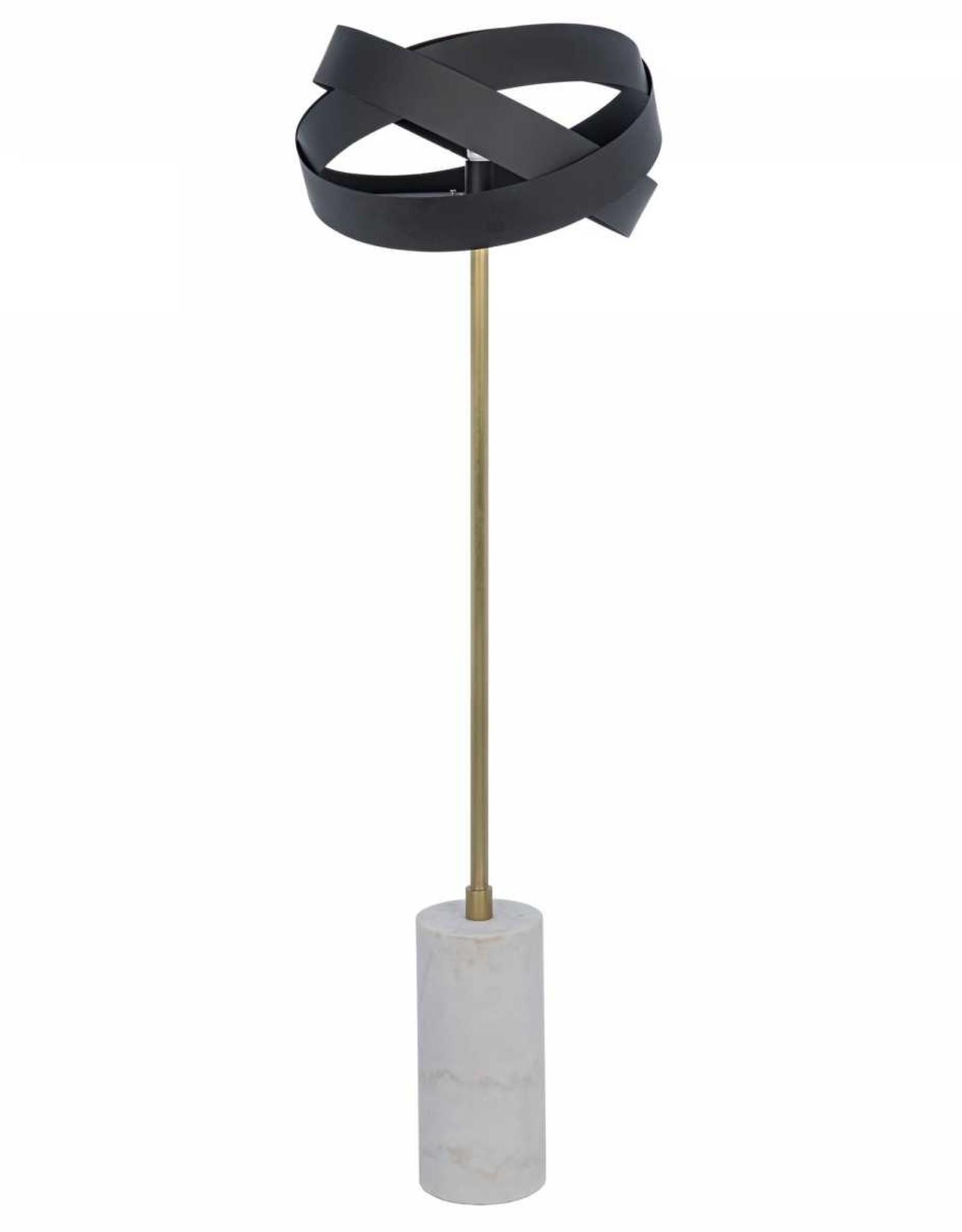 Website Noir Orion Floor Lamp