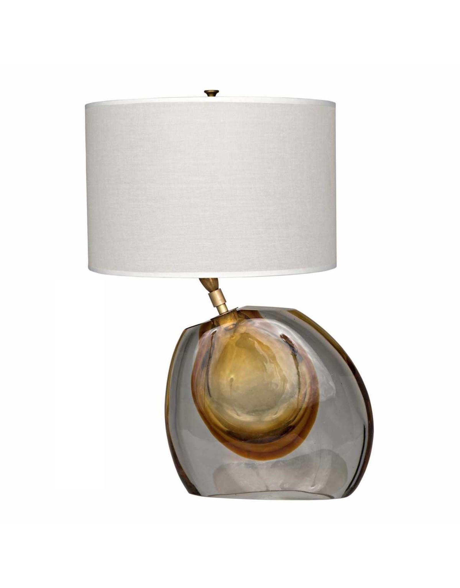 Noir Obtuse Table Lamp