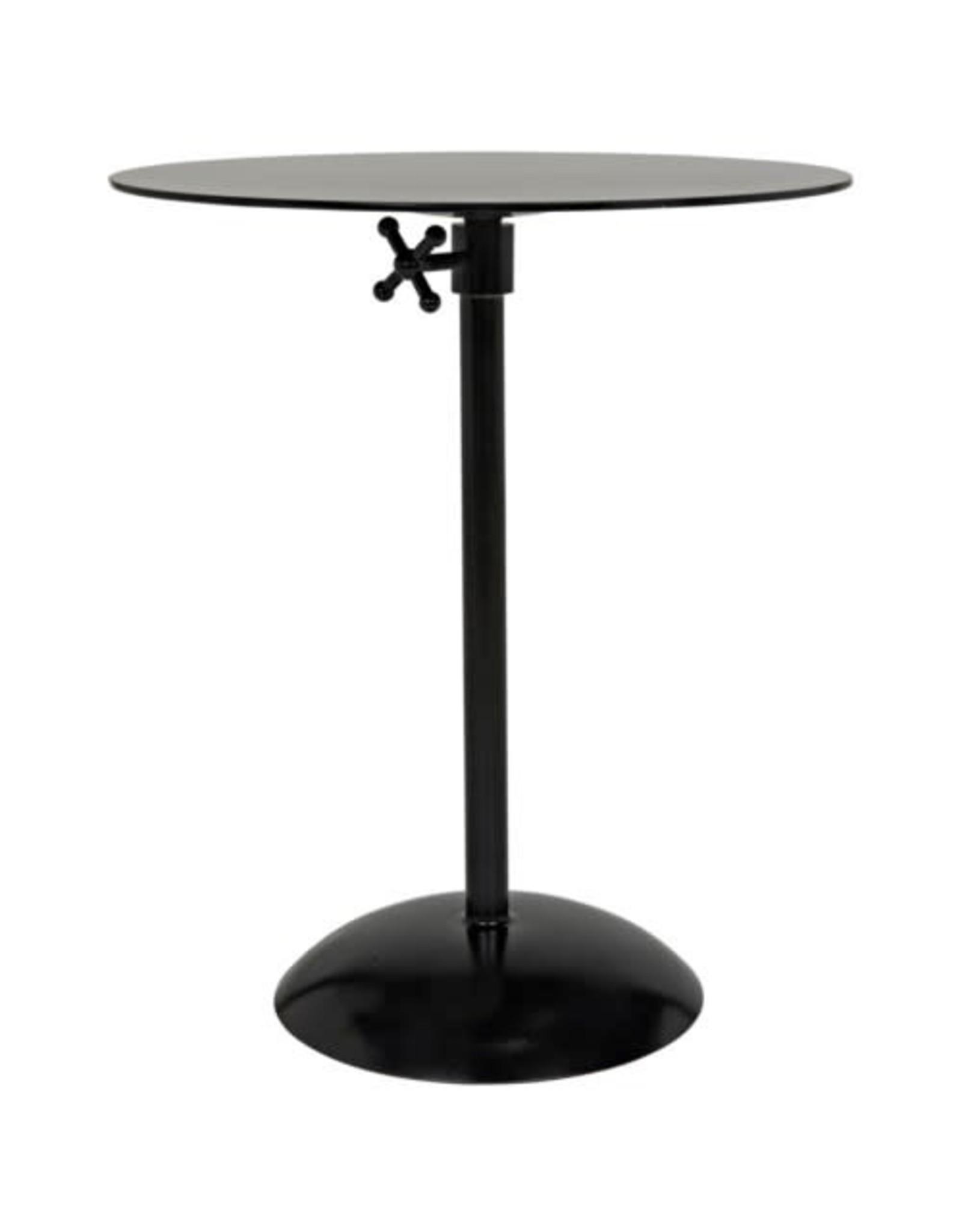 Website Felix Side Table - Black Metal