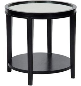Website Noir Imperial SIde Table - Hand Rubbed Black